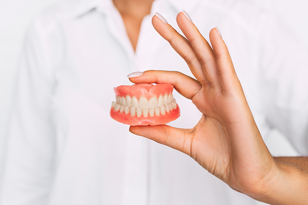 What To Expect As A First Time Denture Wearer